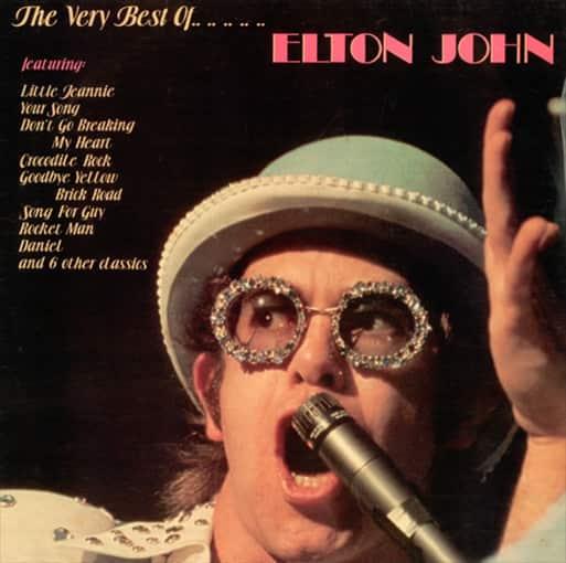 Elton John-1980