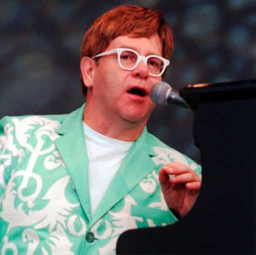 Elton John-2000