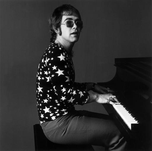 Elton John Bio