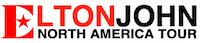 Elton John Tour Logo