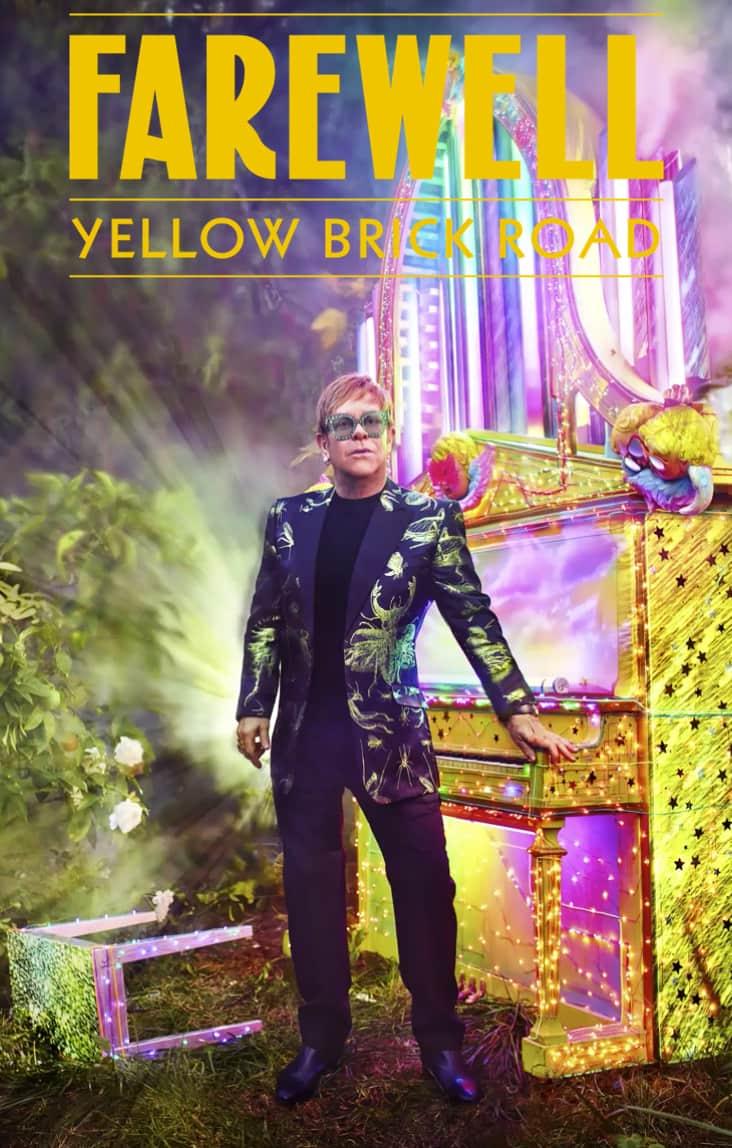 Elton John VIP Tour